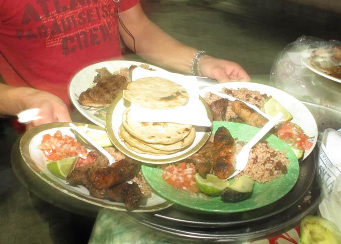 carne platos