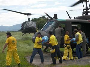 CDS y Fuerza Aerea Salvadoreño