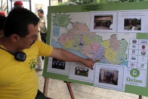 Carlos Leiva y plan de desastres