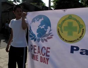 Comandos de Salvamento Dia de Paz 2009