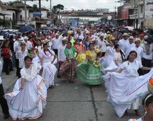Dia de Independencia 2009 El Salvador