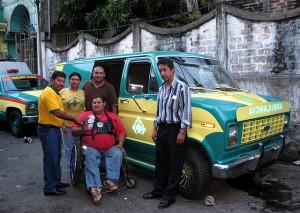 Donativo Ambulancia