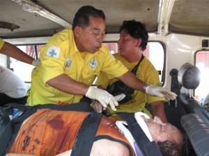 El Salvador Extrication Comandos de Salvamento