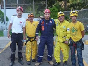 Semana Santa 2012 Rescates