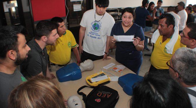Doctors of the Americas train Salvadoran Doctors