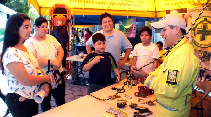 Comandos at the Good Life Festival