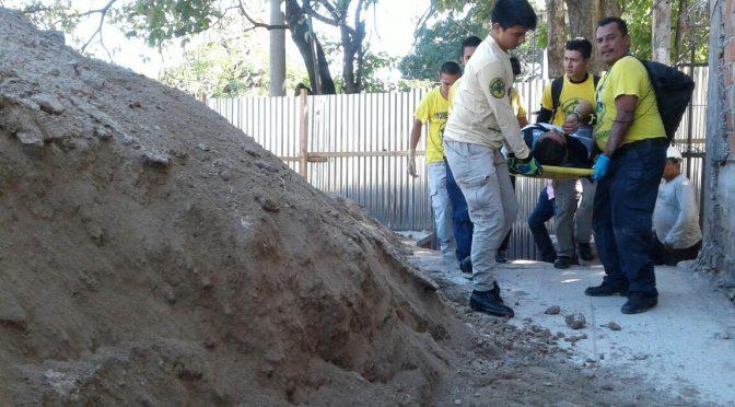Buried Alive Rescue