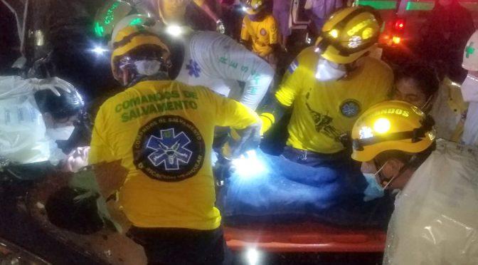 MUERTE Y LESIONADOS DEJAN ACCIDENTES DE TRÁNSITO