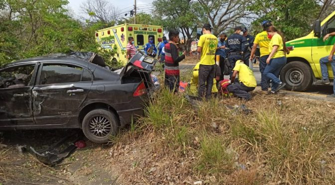COMALAPA HIGHWAY ACCIDENT