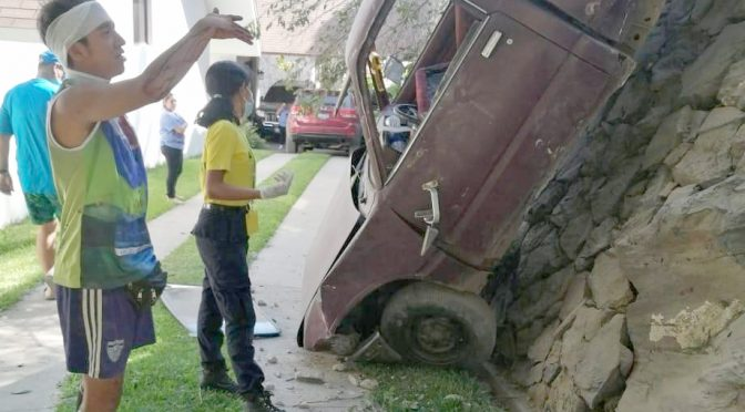 INICIA SEMANA SANTA CON ACCIDENTES