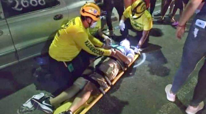 SIN PARAR ACCIDENTES EN SEMANA SANTA