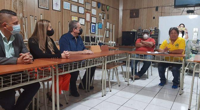 SACACOYO BUSCA SECCIONAL DE COMANDOS