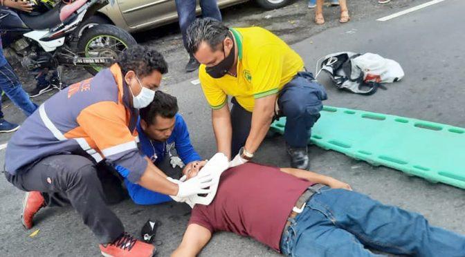 MUERTES Y LESIONADOS DEJAN ACCIDENTES DE TRÁNSITO